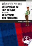 illustration du livre Les démons de l'île de Skye - Le serment des Highlands