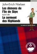 illustration Les démons de l'île de Skye - Le serment des Highlands