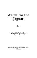 Watch for the Jaguar