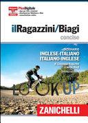 Il Ragazzini Biagi concise  Dizionario inglese italiano  Italian English dictionary  Plus digitale