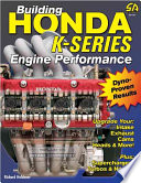 Building Honda K Series Engine Performance