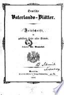 Preussischer Volksfreund   Ein gemeinn  tziges und unterhaltendes Volksblatt f  r gebildete Leser   Herausgegeben von C  G  v  Puttkammer