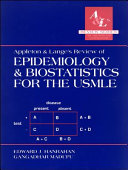 Appleton   Lange s Review of Epidemiology   Biostatistics for the USMLE