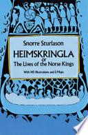 Heimskringla High Kings Including Olav Ii Haraldson
