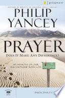Prayer Participant s Guide