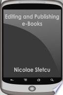 Editing and Publishing e Books