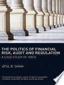 The Politics of Financial Risk  Audit and Regulation