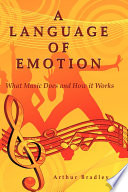 A Language of Emotion