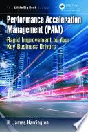 Performance Acceleration Management  PAM