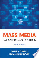Mass Media and American Politics
