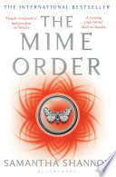 The Mime Order Book Cover