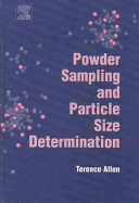Powder Sampling and Particle Size Determination