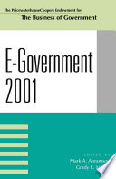 E government 2001