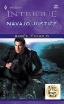 Navajo Justice