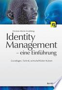 Identity Management - eine Einführung