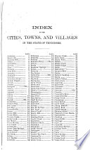 Tennessee State Gazetteer and Business Directory for 1860-61