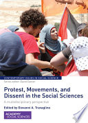 Protest  Movements  and Dissent in the Social Sciences