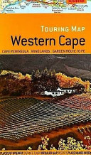 Touring Map of Western Cape