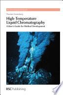 High Temperature Liquid Chromatography