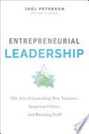 Entrepreneurial Leadership Book PDF