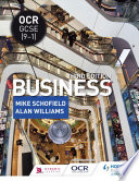 OCR GCSE  9 1  Business  Third Edition