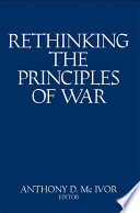 Rethinking the Principles of War