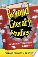 Beyond Literary Studies