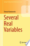Several Real Variables