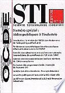 STI Revue  Volume 1997 Num  ro 2 Aides publiques    l industrie