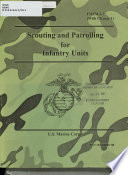 Scouting and Patrolling for Infantry Units  FMFM 6 7   With Change 1   January 6  1989 Book PDF