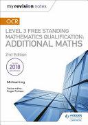 Level 3 Free Standing Mathematics Qualification