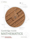 Igcse Mathematics For Cie