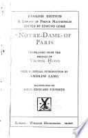 Notre Dame of Paris Book PDF