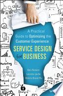 Service Design for Business