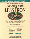 Cooking with Less Iron