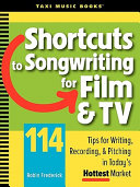 Shortcuts To Songwriting For Film Tv