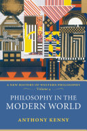 Philosophy in the Modern World Book