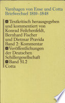 Briefwechsel 1810-1848: Text