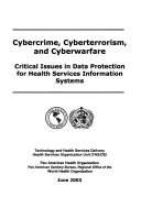 Cybercrime  Cyberterrorism  and Cyberwarfare