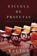 Escuela de profetas   The School of the Seers