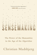 Sensemaking by Christian Madsbjerg/