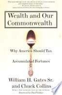 Wealth and Our Commonwealth