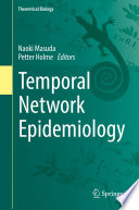 Temporal Network Epidemiology