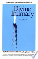 Divine Intimacy  Vol  1
