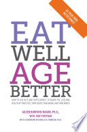 Eat Well  Age Better