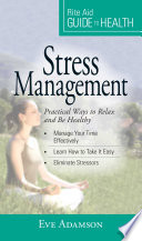 Your Guide to Health  Stress Management
