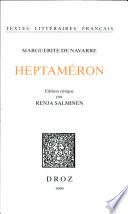 illustration du livre Heptaméron