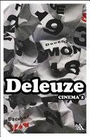 Cinéma 2, L'image-temps