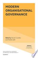 Modern Organisational Governance