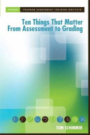 Ten Things That Matter from Assessment to Grading